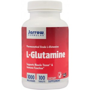 L-Glutamine 1000Mg 100Tb Jarrow Secom