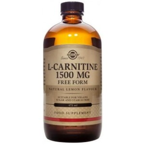 L-carnitine 1500mg 473ml SOLGAR