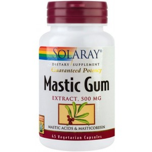 Mastic Gum 45Cps Solaray Secom