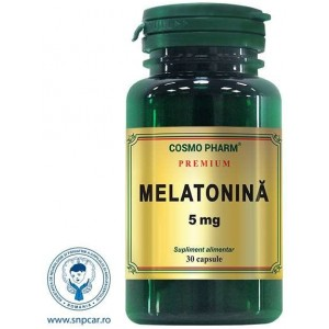 Melatonina 5 mg 30CPR