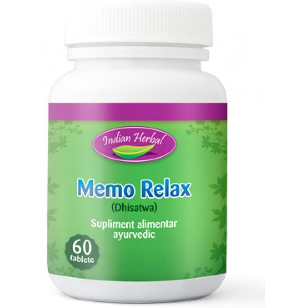 Memo relax 60cpr Indian Herbal