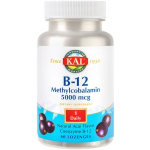 Methylcobalamin 5000 mcg 60cpr Secom