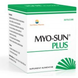 Myo Sun Plus 30 plicuri Sun Wave Pharma