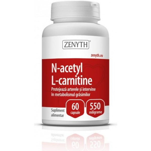 N-Acetyl L-Carnitine 60cps Zenyth