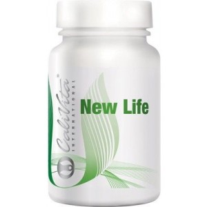 New Life 120 tablete - vitamine prenatale CaliVita