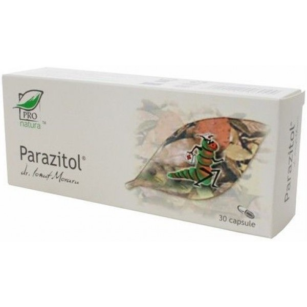 Parazitol 30Cps Blister Medica
