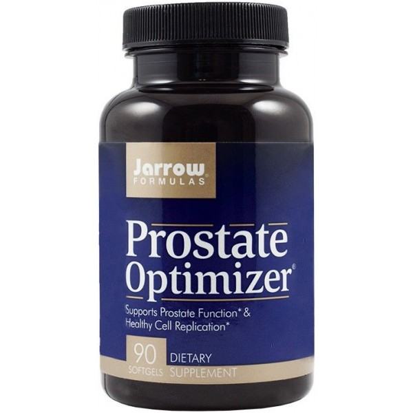 Prostate Optimizer 90Cps Jarrow Secom