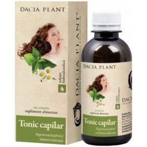 Remediu Tonic Capilar 200ml Dacia Plant
