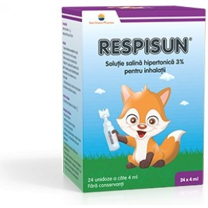 Respisun 4ml X 24 Sun Wave Pharma