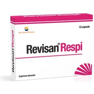 Revisan Respi 15cps Sun Wave Pharma