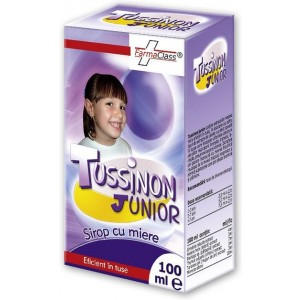 Sirop Tussinon Junior 100ml FarmaClass