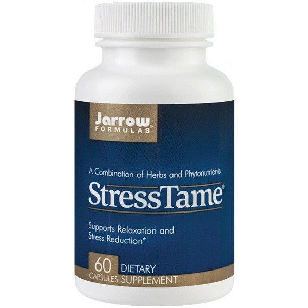 Stress Tame 60Cps Jarrow Secom