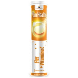 Sun Health Fier+ Vitamina C 20cpr EFF Sun Wave Pharma