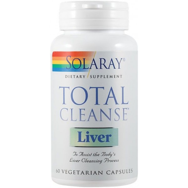 Total Cleanse Liver 60Cps Solaray Secom