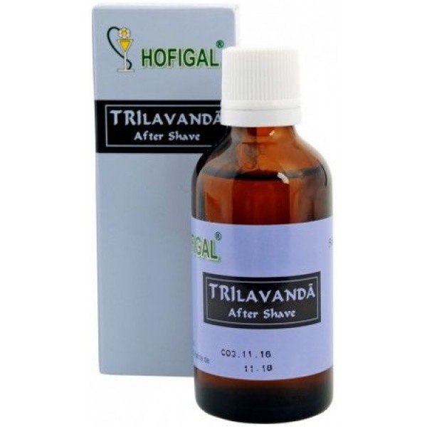 Trilavanda Lotiune Dupa Ras 50Ml After Shave Hofigal