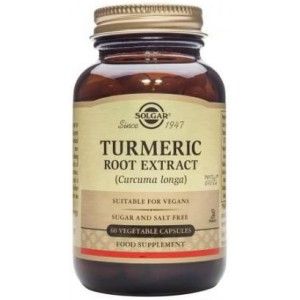 Turmeric Root Extract 60cps SOLGAR