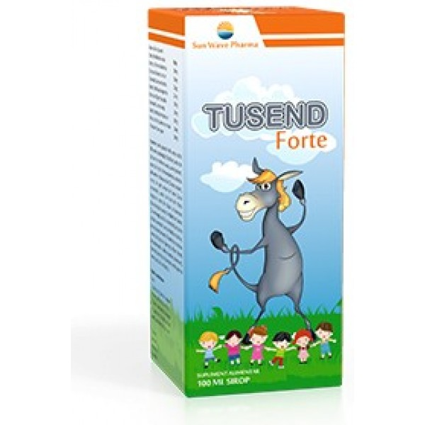 Tus End Forte Sirop 100ml Sun Wave Pharma