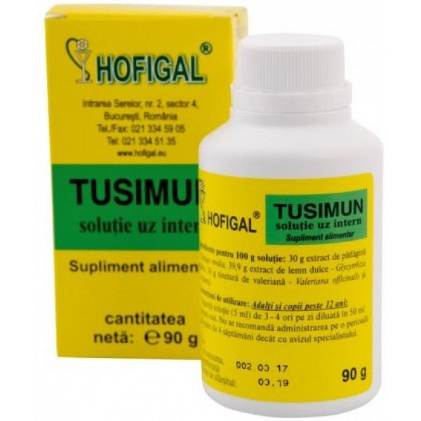 Tusimun 90Ml Hofigal