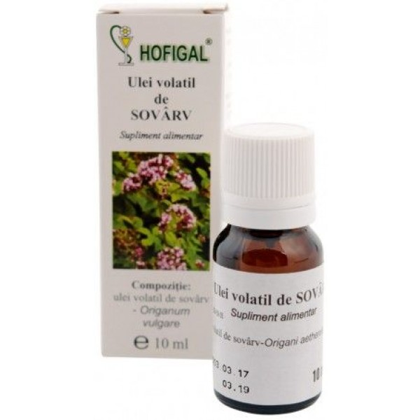 Ulei Volatil Sovarv (Sovarf) 10ml Hofigal