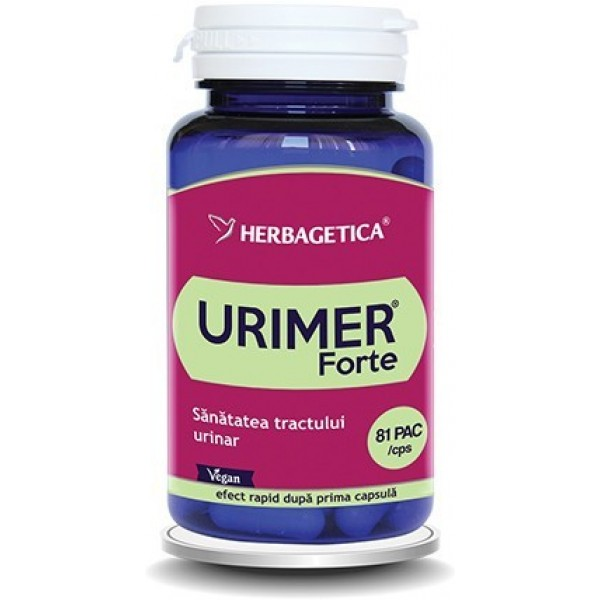 Urimer Forte 10cps Herbagetica