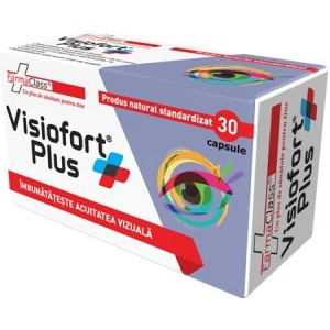 Visiofort Plus 30cps FarmaClass