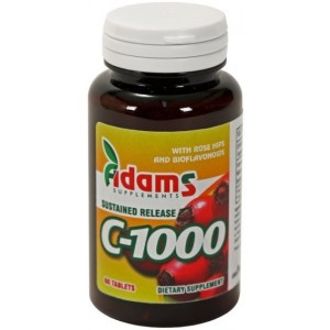 Vitamina C-1000 Macese 60cpr Adams Vision