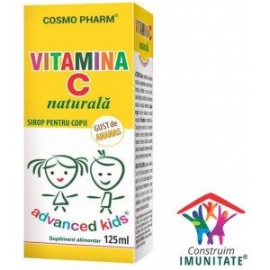 Vitamina C Naturala Sirop 125 ml