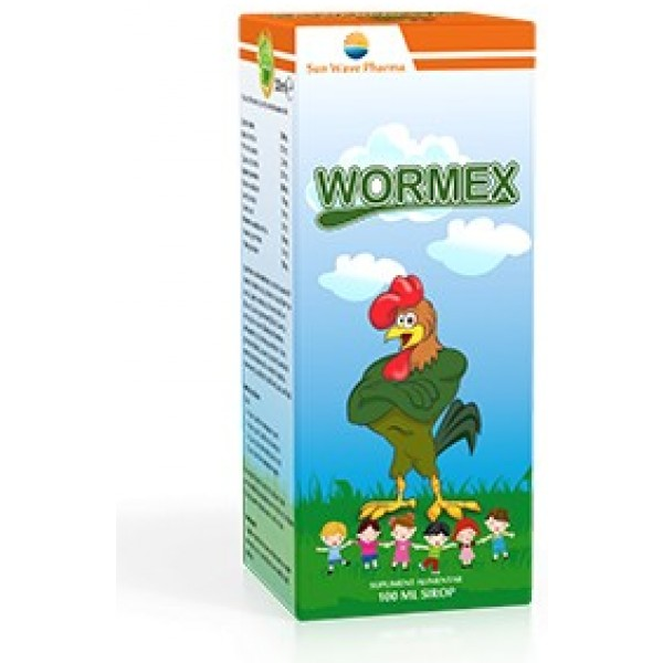 Wormex Sirop 200ml Sun Wave Pharma