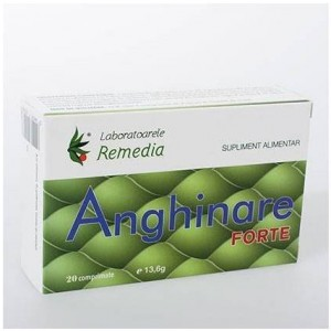 Anghinare Forte 500mg 20cpr Remedia