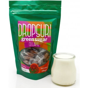 Dropsuri Green Sugar Lapte 150gr Remedia