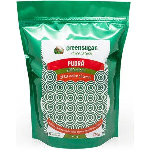 Green Sugar Pudra 1kg Remedia