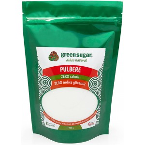 Green Sugar Pulbere (Punga) 500gr Remedia