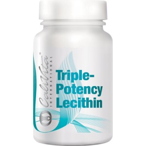 Triple Potency Lecithin 100 cps