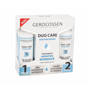 Duo Care tratament hidratare intensiva Gerocossen