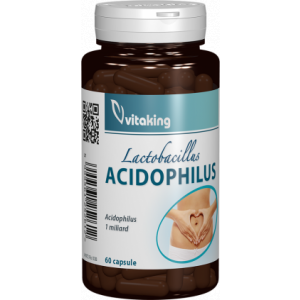 Acidophilus 60cps Vitaking