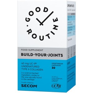 Build-Your-Joints 30cps Secom Good Routine
