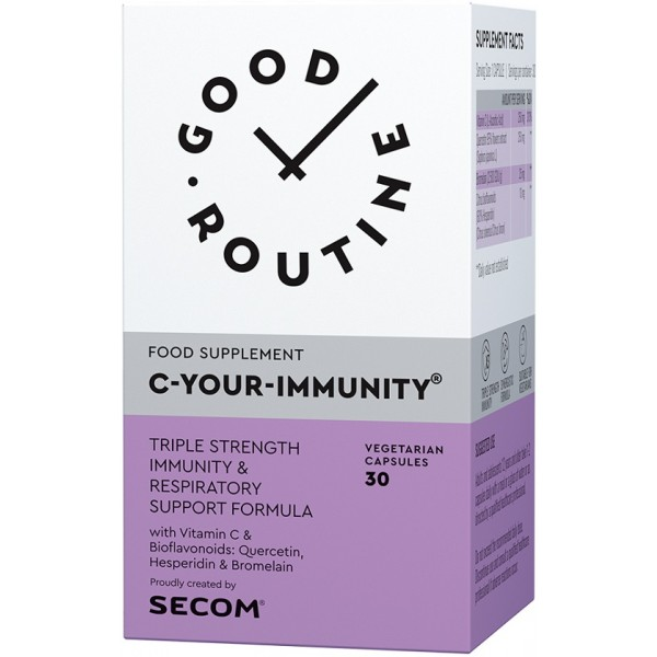 C-Your-Immunity 30cps Secom Good Routine