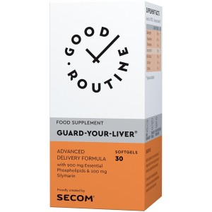 Guard-Your-Liver 30cps Secom Good Routine