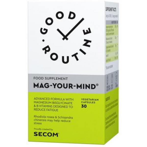 Mag-Your-Mind 30cps Secom Good Routine