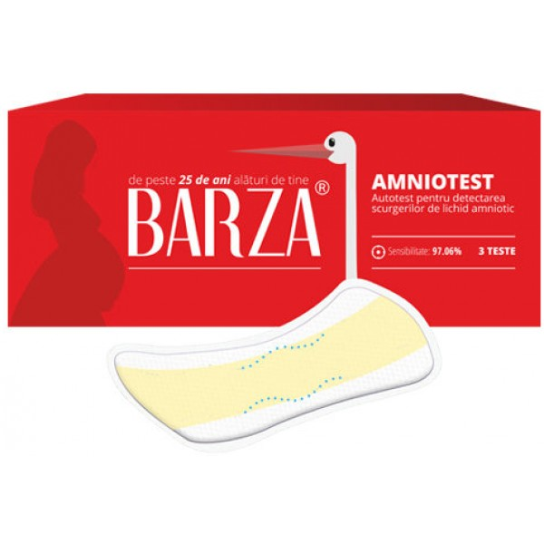 Test Amniotest 3/cut Barza