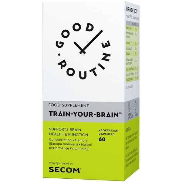 Train-Your-Brain 60cps Secom Good Routine