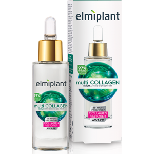 Collagen Serum Antirid Concentrat 30ml Elmiplant