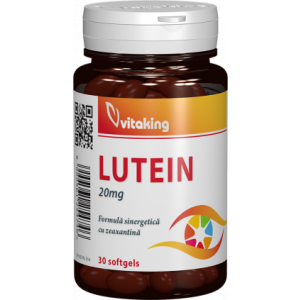Luteina 20mg 30cps Vitaking