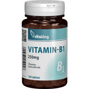 Vit B1 250mg 100cpr Vitaking
